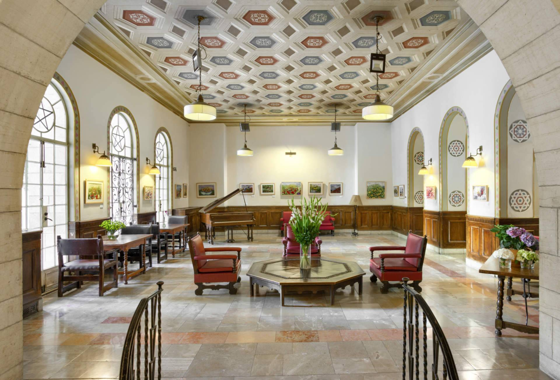 Top hotels in Jerusalem | YMCA 3 arches