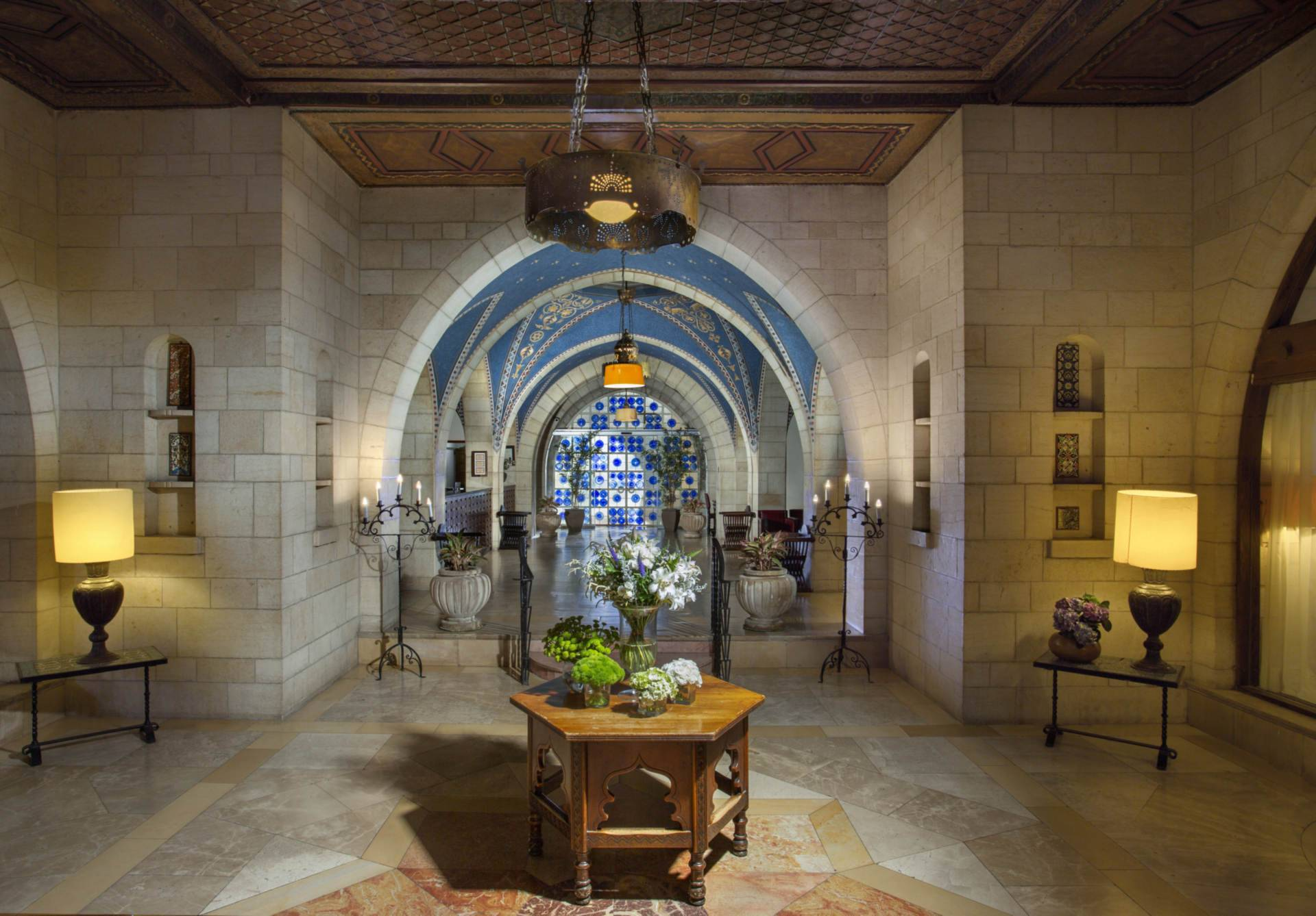 hotels in Jerusalem near old city | YMCA 3 arches hotel